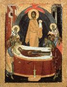 Dormition of the virgin