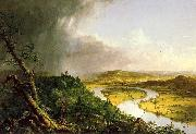 Thomas Cole The Oxbow oil painting reproduction