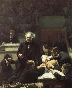 Gross doctor's clinical course, Thomas Eakins
