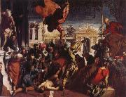 Slave miracle, Tintoretto