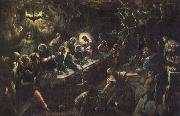 The Last Supper, Tintoretto