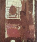 Walter Richard Sickert mornington crescent oil painting