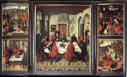 last supper altarpiece, dierec bouts