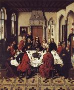 unknow artist The Last Supper oil painting reproduction
