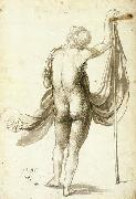 Female Nude from Behind, Albrecht Durer
