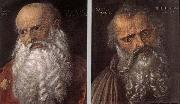 The Apostles Philip and James, Albrecht Durer