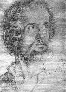 Head of St Mark, Albrecht Durer