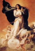 Bartolome Esteban Murillo Pure Conception of Our Lady oil painting reproduction