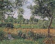 early, Camille Pissarro