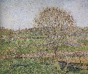 Camille Pissarro Peach oil painting reproduction