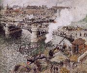 Bridge, Camille Pissarro