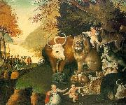 Peaceable Kingdom, Edward Hicks