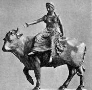 Europa and the Bull