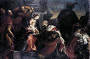Francisco Camilo Adoration of the Magi oil painting reproduction