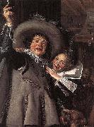 Jonker Ramp and his Sweetheart WGA, Frans Hals