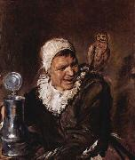 Malle Babbe, Frans Hals