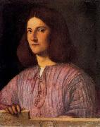 The Berlin Portrait of a Man, Giorgione