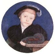 Henry Brandon, Hans holbein the younger