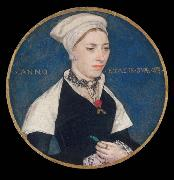 Jane Small,, Hans holbein the younger