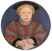 Charles Brandon, Hans holbein the younger