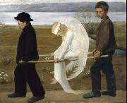 The Wounded Angel from 1903,