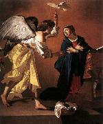 JANSSENS, Jan The Annunciation oil painting reproduction