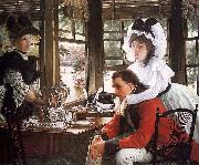Bad News, James Tissot