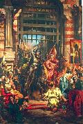 Boleslaw Chrobry and Svetopelk at Kiev, Jan Matejko