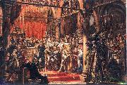 Coronation of the First King of Poland