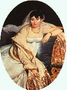 Madame Riviere, Jean Auguste Dominique Ingres