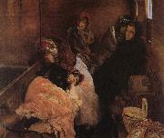 Trafficking in prostitutes, Joaquin Sorolla