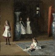 The Daughters of Edward Darley Boit, John Singer Sargent