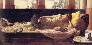 Dolce far Niente, John William Waterhouse