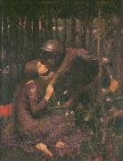 La Belle Dame sans Merci, John William Waterhouse