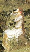 John William Waterhouse Ophelia oil painting reproduction