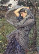 Boreas, John William Waterhouse