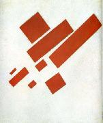 Kazimir Malevich Suprematism oil painting