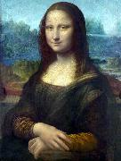 LEONARDO da Vinci Mona Lisa oil painting on canvas