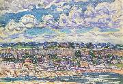 Maurice Prendergast St. Malo oil painting reproduction