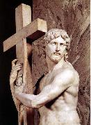 Michelangelo Buonarroti Christ Carrying the Cross oil painting reproduction