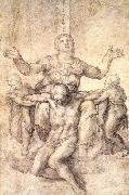 Study for the Colonna Piet