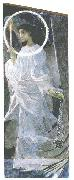 Mikhail Vrubel Angel with Censer and Candle oil painting on canvas
