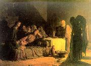 Nikolai Ge The Last Supper oil painting