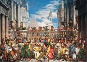 Paolo Veronese The Wedding at Cana, oil painting on canvas