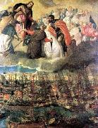 Paolo Veronese The Battle of Lepanto oil painting on canvas