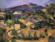 Paul Cezanne Noon oil painting reproduction