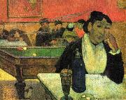 Night Cafe at Arles