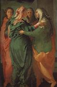 Pontormo Access map oil painting artist