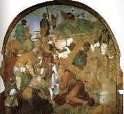 Pontormo To skull mountain oil painting reproduction