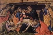 Christ died, Sandro Botticelli